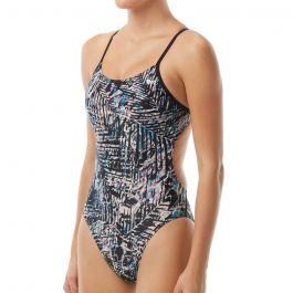 TYR Γυναικείο μαγιό ολόσωμο Sabal Cutoutfit Swimsuit